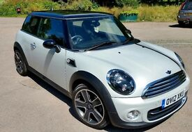 Mini Cooper Soho limited edition, petrol, excellent condition