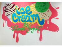 Graffiti / Mural artist for hire