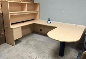 Executive U Shape Desk