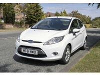 Ford Fiesta Zetec 1.25 3dr. Very low mileage