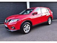 2015 NISSAN X-TRAIL ACENTA 1.6 DCI 130 REVERSE CAMERA FINANCE AVAILABLE