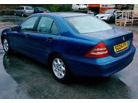 Mercedes c180 kompressor auto full history Full mot taxed 2keys
