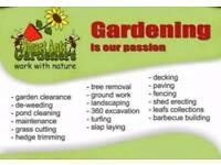 Gardening service Haver Hill