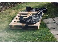 Free to a good home - wooden pallet