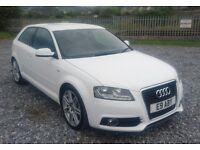 **AUDI A3 S LINE 1.6 TDI ** FULL SERVICE HISTORY.. GREAT LOOKING CAR ... ***1 PREVIOUSE OWNER***