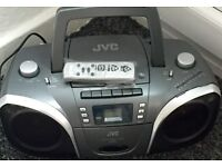 For sale CD, Cassettes, Radio Player with Remote Control