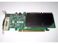 ATI Radeon X1300 Pro 256MB A924 Low Profile LP Dual Graphics Card Dell 0JJ461