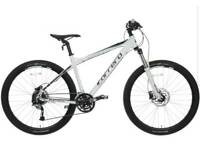 "BRAND NEW MENS 20"" CARRERA KRAKEN MOUNTAIN BIKE"