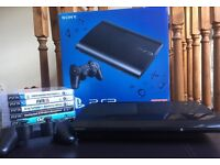 PS3 bundle with games!