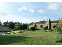 south west of france (Gers) gîte (holiday house) with swimmingpool self-catering