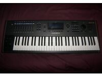 Never Used ! Kurzweil PC3 K6 , Performance 61 Keyboard , with Kore 64 , Ribbon Controller.