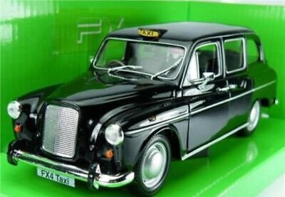 Welly 1/24 ,Austin FX 4 London Taxi, Classic Metal Model Car