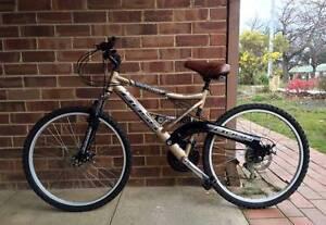 URGENT SALE : Boss Outlaw Dual Suspension, Mens Bike Lyneham North Canberra Preview