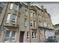 Top Floor, One Bedroom Flat located in Paisley's West End.