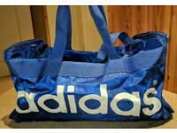 Genuine vintage Adidas duffle sports bag