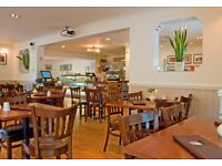 Commis Chef required for day time restaurant