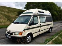 Ford Duetto Autosleeper campervan