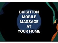 Brighton Mobile Massage at your Home