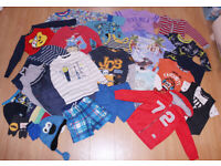 Bundle of boys clothes 4 – 5 years