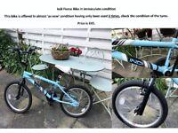 Indi Fierce BMX Bike