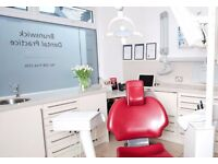 DENTAL RECEPTIONIST IN BANGOR - FULLTIME TO REPLACE RETIRING STAFF MEMBER