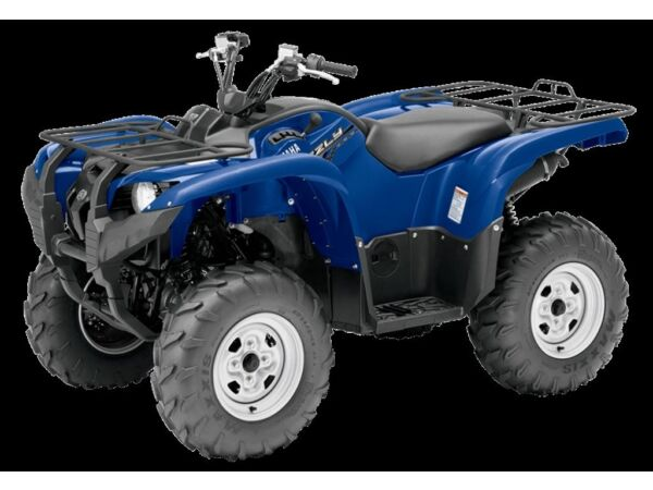 Used 2014 Yamaha Grizzly 550 FI EPS Limited Edition