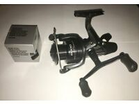 **SHIMANO BAITRUNNER DL 6000RB+SPARE SPOOL* AS NEW CONDITION* BARBEL / CARP FISHING**