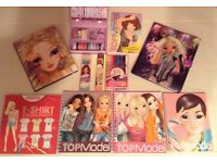 Top model books brand new