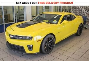 2015 Chevrolet Camaro ZL1 *6.2L V8 *Supercharged *Bluetooth *Sir