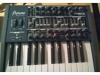 Arturia Minibrute Fully analgoue synthesiser
