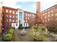Beautiful Bedrooms in Bow Quarter E3 with Swimming Pool and Leisure Centre.