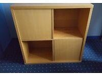 Habitat Storage Unit / Display Cabinet