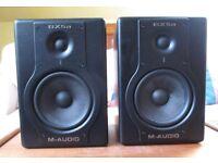 M-Audio BX5a Studio Monitors