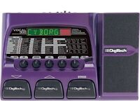 Digitech Vocal 300 Vocal Effects Pedal with box/power supply