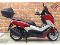 Yamaha Nmax 125cc (16 REG), Excellent Condition, 1 Owner, Lots of extras!