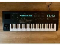 Ensoniq TS-10 Workstation Synthesizer ESQ-1 VFX