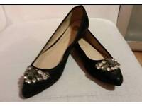 River Island Gemstone shoes size 6