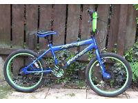 "Flite Manic 12"" Freestyle BMX 20"" Wheels & Black Freestyle 1.95"" Tyres V-Brakes Front & Rear"