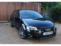 Audi A3 1.4 TFSI S Line Sportback 5dr Immaculate Condition
