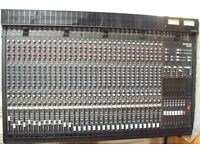 Mackie 32-8 bus studio mixer