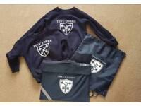 Tiny Torre School Uniform book and gym bag