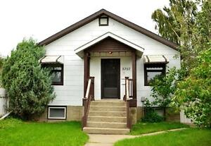 Main Floor $1050.00/month with ALL UTILITIES INCLUDED!