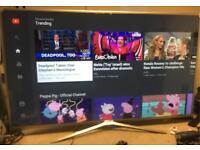 """Samsung 55"""" smart WIFI TV"""