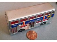 matchbox the londoner K15 silver jubilee 1972