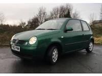 Volkswagen Lupo Green 1.0