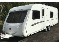 2007 Swift Charisma 620 4 Berth Caravan