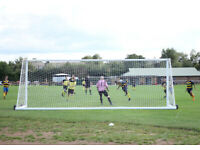 Football players wanted - London football club looking for players