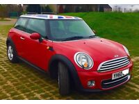 Mini Cooper Hatch 1.6 3dr automatic