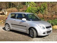 Suzuki Swift. Excellent condition. Just 41K miles. New MOT and full service. One owner since new.