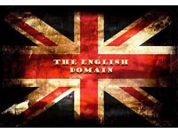 Online English Lessons in Skype - £7.50 per 25 minute lesson